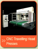 CNC Travelling Head Presses