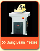 Swing Beam Presses